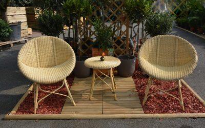 Déco jardin : les mobiliers à privilégier